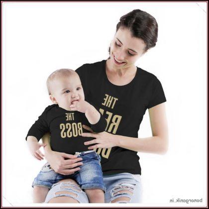 Anne Erkek Bebek Kıyafetleri 2019 Lookbook (5) - YAŞAM DİYARI