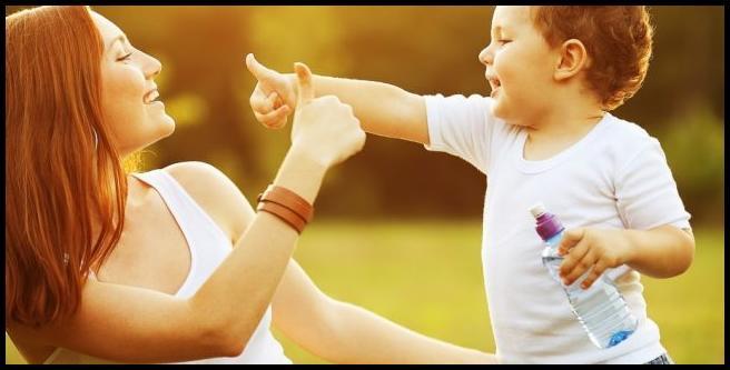 Erkek çocuk annesiyseniz…İşte erkek çocuk annesi olmanın 10 güzel